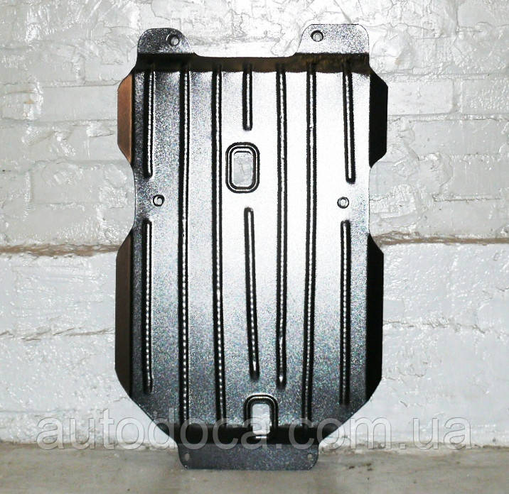 Защита картера двигателя и кпп Toyota FJ Cruiser 2007-