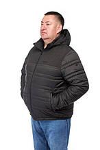 Чоловіча демісезонна куртка батал Northmen 161 62