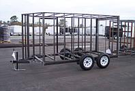 Изготовление металлических каркасов на транспорт и технику