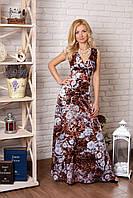 Женское нарядное вечернее платье