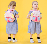 Рюкзак детский в виде животного бабочка, фото 2