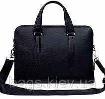 Черная сумка для ноутбука мужская Tiding Bag A25F-17621A