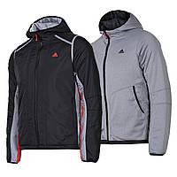 Куртка Adidas мужская Reversible Padded Jacket W54397