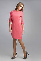 Элегантное платье с прорезными карманами