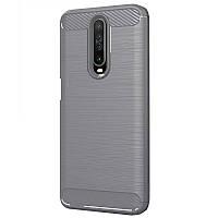 Защитный чехол Slim Series для Xiaomi Redmi K30 / Poco X2 Серый