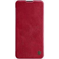 Кожаный чехол книжка Nillkin Qin Series для Huawei P40