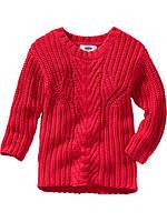 Детский красный свитер Old Navy