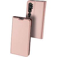 Чехол книжка Dux Ducis с карманом для визиток для Xiaomi Mi 10 / Mi 10 Pro