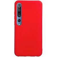 Защитный чехол Molan Cano Smooth для Xiaomi Mi 10 / Mi 10 Pro Красный