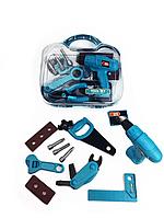 Дитячий ігровий набір інструментів 6601-1/2 у валізі (6601-2)