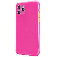 """Защитный чехол Сolor matte для Apple iPhone 11 Pro Max (6.5"""")"""