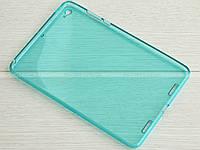 TPU чехол для Xiaomi MiPad 2 Blue