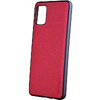 Чехол AIORIA Textile PC+TPU для Samsung Galaxy M51