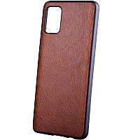 Кожаный чехол PU Retro classic для Samsung Galaxy M51