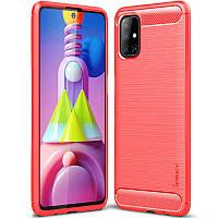 TPU чехол iPaky Slim Series для Samsung Galaxy M51