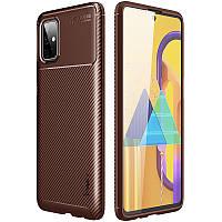 TPU чехол iPaky Kaisy Series для Samsung Galaxy M51