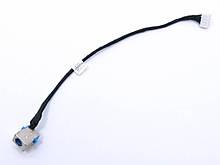 Роз'єм живлення ноутбука ACER Aspire V3-771, E1-731, E1-771, E1-772, V3-731 з кабелем. (5.5*1.7) DC JACK