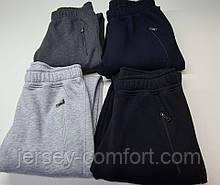 Штани спортивні чоловічі утеплені трикотаж-начіс.
