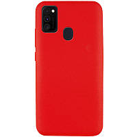 Чохол Silicone Cover Full without Logo (A) для Samsung Galaxy M30s / M21