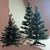 """Искусственная елка 0,35 м. """"Лесная заснеженная"""" с белыми кончиками и с подставкой, фото 3"""
