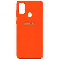 Чохол Silicone Cover Full Protective (AA) для Samsung Galaxy M30s / M21