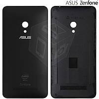 Задняя панель корпуса для Asus ZenFone 5 (A501CG), черный, оригинал