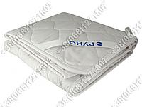 Одеяло детское шерстяное 105х140 облегченное (белая бязь)