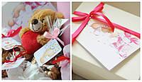 """Оригинальный подарок на 8 марта """"Teddy Bear"""""""
