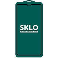 """Захисне скло SKLO 5D (full glue) (тех. пак) для Apple iPhone 13 / 13 Pro (6.1"""")"""