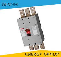 Силовой автоматический выключатель 3p, 1000А