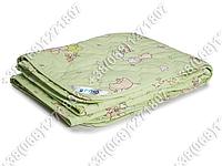 Одеяло детское шерстяное 105х140 облегченное (бязь)