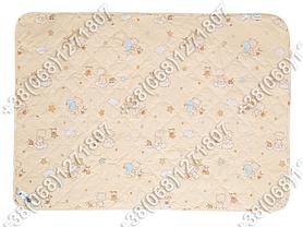 Одеяло детское шерстяное 105х140 облегченное (бязь), фото 2