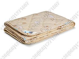 Одеяло детское шерстяное 105х140 облегченное (бязь), фото 3
