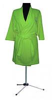 Женский махровый халат из 100% хлопка 44-46 (разные цвета)