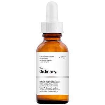 Сквалановая эмульсия-масло с ретинолом The Ordinary Retinol 1% in Squalane 30 мл