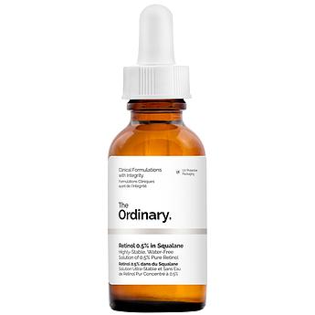 Сквалановая эмульсия-масло с ретинолом The Ordinary Retinol 0.5 % in Squalane 30 мл