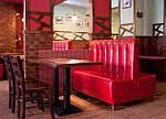 Диван для кафе Гранд на ножках, фото 2