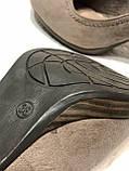 Стильные удобные базовые туфли лодочки, фото 6