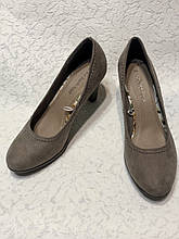 Стильные удобные базовые туфли лодочки