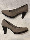 Стильные удобные базовые туфли лодочки, фото 4
