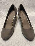 Стильные удобные базовые туфли лодочки, фото 8