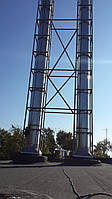 Система вытяжной вентиляции, пром. котельная, г. Кривой Рог