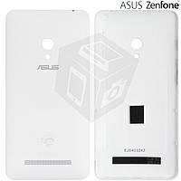 Задняя панель корпуса для Asus ZenFone 5 A501CG, белый, оригинал