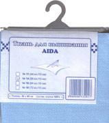 Канва AIDA N14 цветная (32х45 см) Венгрия