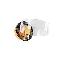 Бра настінна світлодіодна акрилова Sirius N 3705-1 GOLD 12W