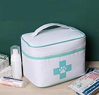 Аптечка для зберігання медикаментів. Органайзер для ліків.
