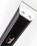Професійна бездротова машинка для стрижки волосся VGR V-021, фото 2