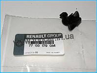 Зажим крепления опора капота Renault Trafic II  ОРИГИНАЛ 7703179014