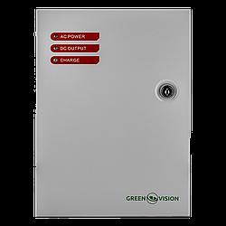 Блок бесперебойного питания с АКБ GreenVision GV-002-UPS-A-1201-5A-7Ah