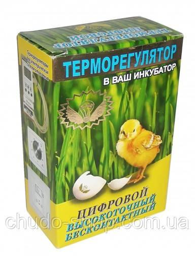 "Цифровой терморегулятор ""Лина ТЦИ-1000"" для инкубатора"